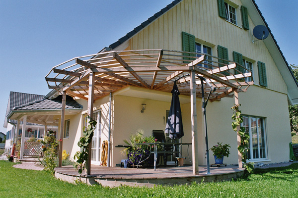 pergola023 holzbauzenter. Black Bedroom Furniture Sets. Home Design Ideas