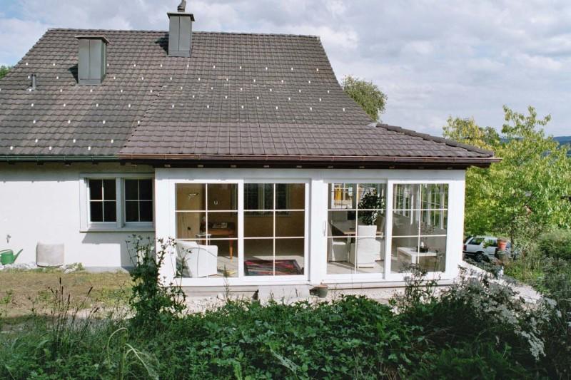 mit wintergarten zus tzlichen wohnraum schaffen. Black Bedroom Furniture Sets. Home Design Ideas