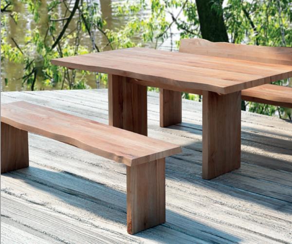 Teakholz Gartenmobel Outlet : Gartenmöbel aus Massivholz, Teak, Stein, Rattan, Edelstahl,