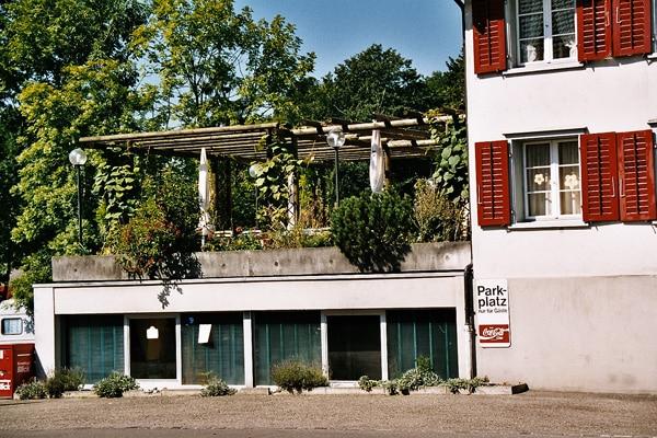 Pergola als natürliche Terrassenüberdachung