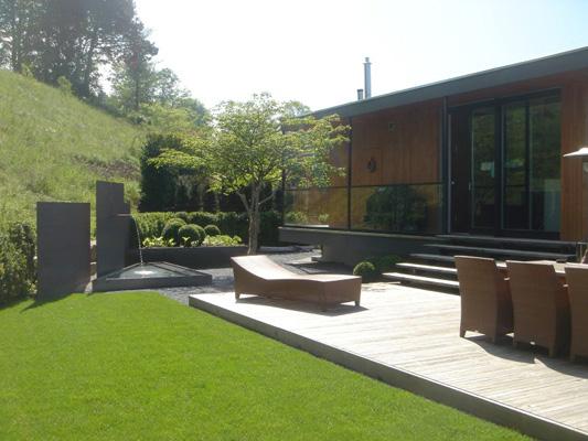 Terrassenb den nach massanfertigung von ihrem holzbauzenter - Terrassenboden ideen ...