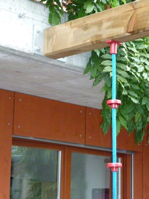 Spielplatzgeräte kletterseil