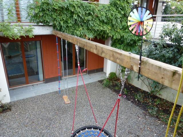 Spielplatzgeräte für den Garten