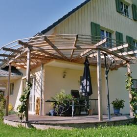 Pergola Holzbauzenter